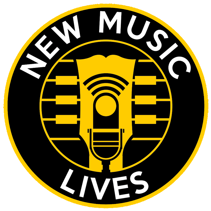 New Music Lives logo